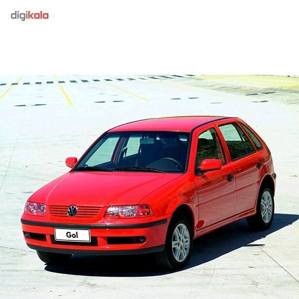 img خودرو فولکس واگن Gol دنده ای سال 2009 Volkswagen Gol 2002 MT