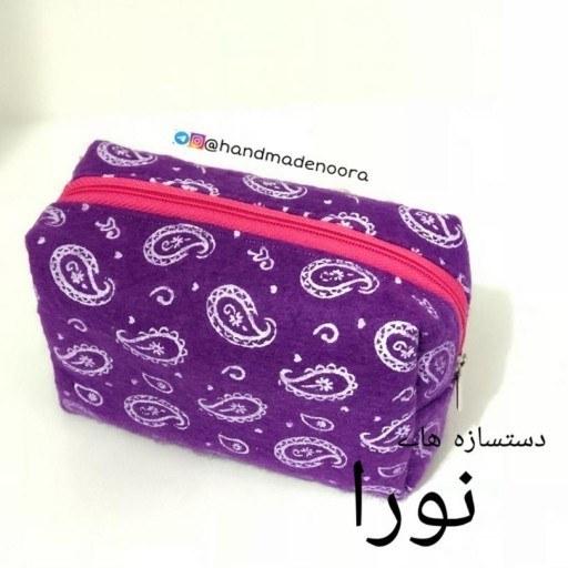 کیف لوازم آرایش 001