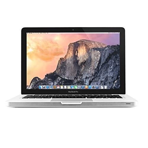 اپل لپ تاپ Apple MacBook Pro MD101LL / A 13.3 اینچ (Core i5 4GB 500 GB با ساخته شده در DVD SuperDrive) (تجدید شده)