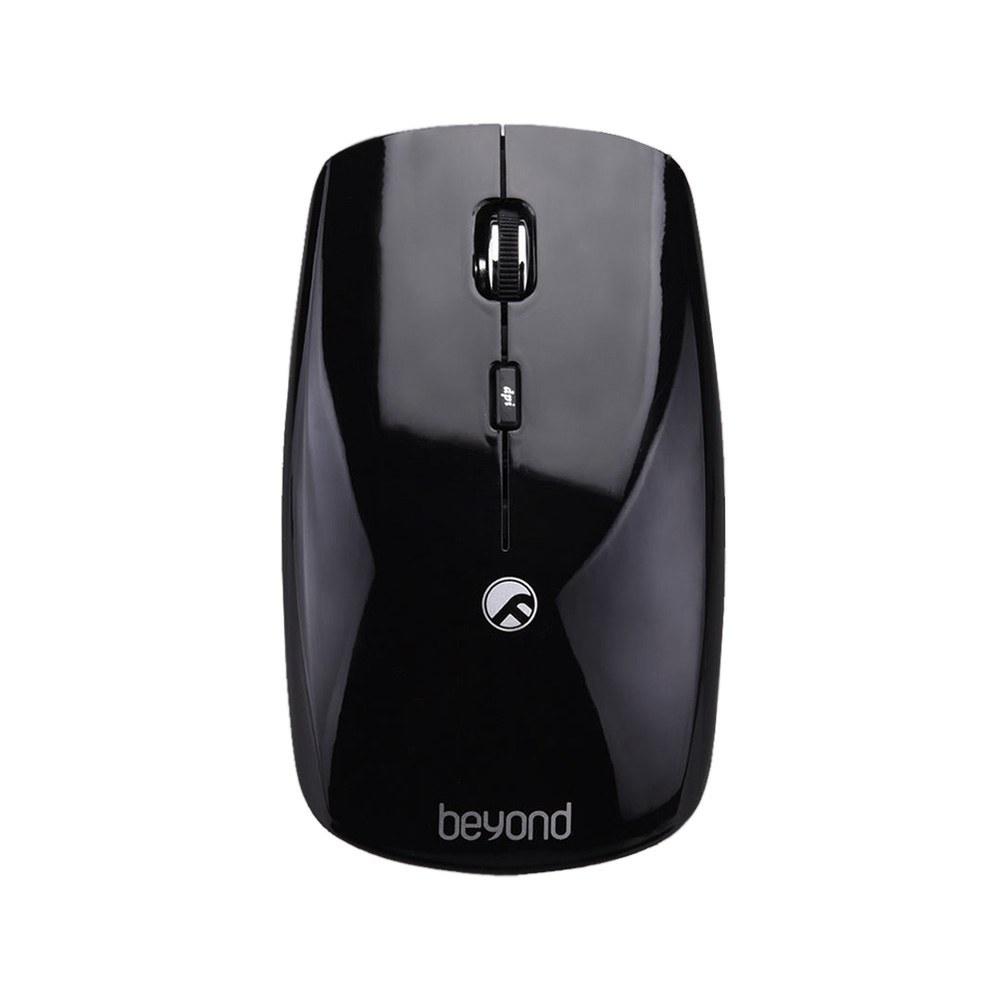 تصویر ماوس بی سیم بیاند مدل BM-1230RF Beyond BM-1230RF Wireless Mouse
