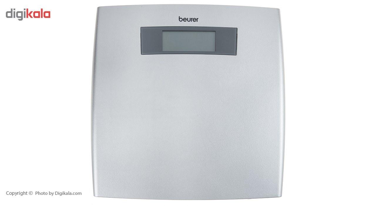img ترازوی تشخیصی شیشه ای PS 07 بیورر Beurer Digital-Scale-PS-07