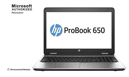 عکس لپ تاپ HP ProBook 650 G2 15.6 Inch Business، Intel Core i5 6300U تا 3.0GHz ، 16 GB DDR4، 512 GB SSD، WiFi، DVD، VGA، DP، Win 10 Pro 64 Bit-Multi Language پشتیبانی از انگلیسی / اسپانیایی / فرانسوی (تمدید)… HP ProBook 650 G2 15.6 Inch Business Laptop PC, Intel Core i5 6300U up to 3.0GHz, 16 GB DDR4, 512 GB SSD, WiFi, DVD, VGA, DP, Win 10 Pro 64 Bit-Multi-Language Supports English/Spanish/French(Renewed)… لپ-تاپ-hp-probook-650-g2-156-inch-business-intel-core-i5-6300u-تا-30ghz-16-gb-ddr4-512-gb-ssd-wifi-dvd-vga-dp-win-10-pro-64-bit-multi-language-پشتیبانی-از-انگلیسی-اسپانیایی-فرانسوی-تمدید