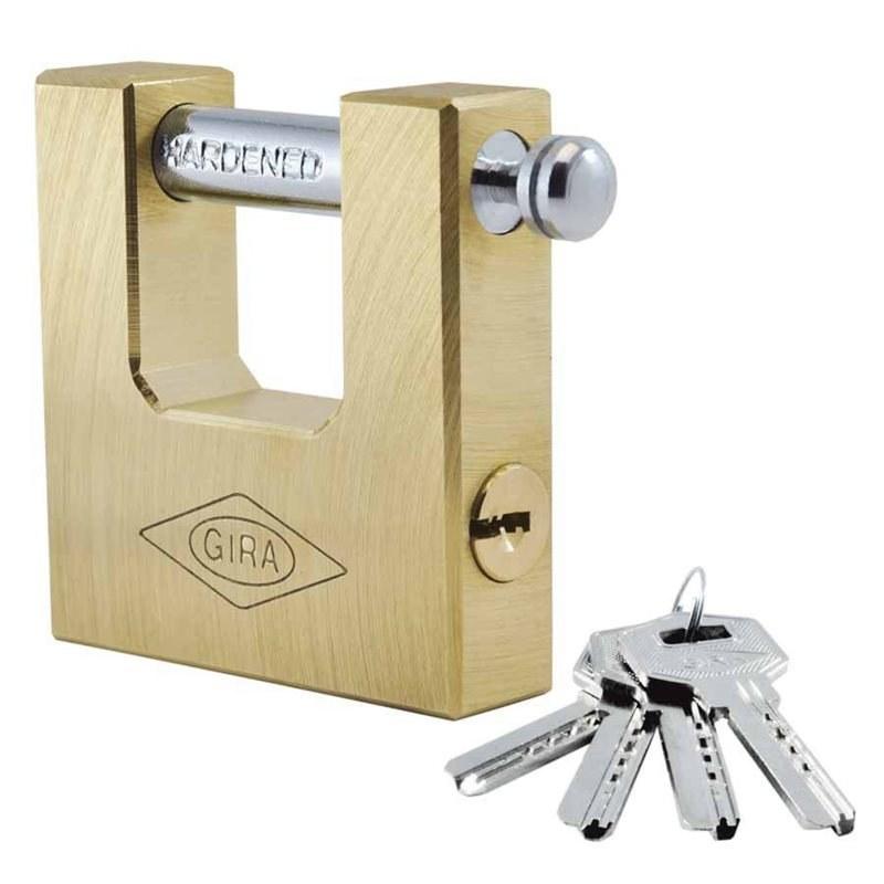 تصویر قفل کتابی آپارتمانی گیرا مدل 009