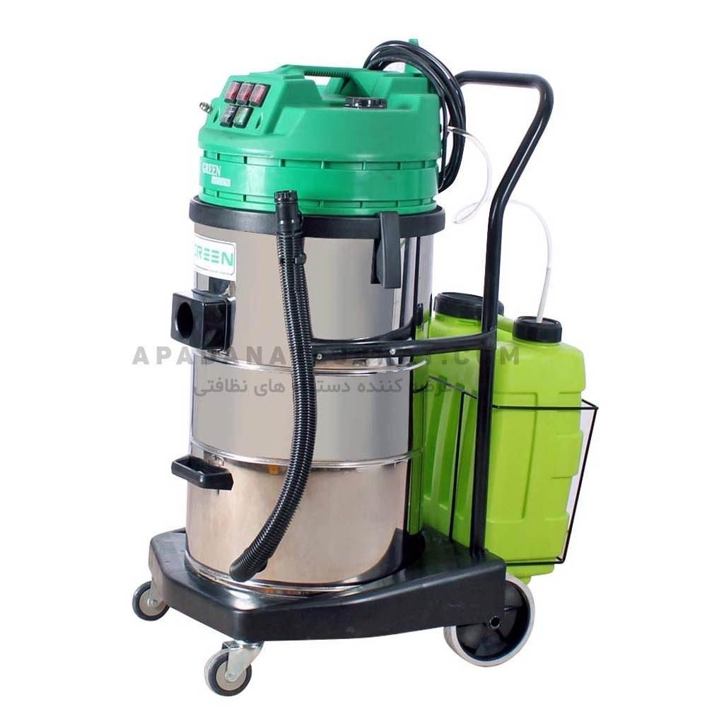 تصویر دستگاه مبل شوی صنعتی Green703 CA-B