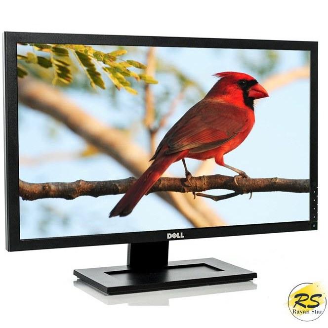 تصویر مانیتور 24 اینچ دل مدل Dell G2410 Dell G2410 24 inch Full HD LED-backlit LCD monitor