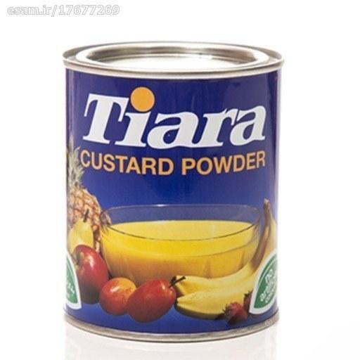 تصویر پودر کاستر تیارا TIARA وزن 300 گرم