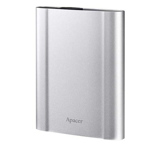 تصویر هارددیسک اکسترنال اپیسر مدل AC730 ظرفیت 2 ترابایت Apacer AC730 External Hard Drive - 2TB