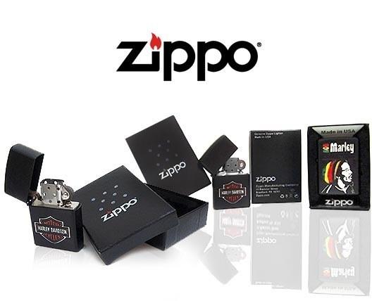 سری جدید فندک های طرح Zippo