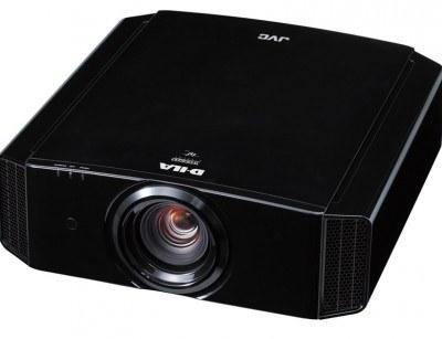 تصویر ویدئو پروژکتور جی وی سی JVC DLA-X7900BE : خانگی، 3D، روشنایی 1900 لومنز، رزولوشن 1920x1080 4K enhanced HD