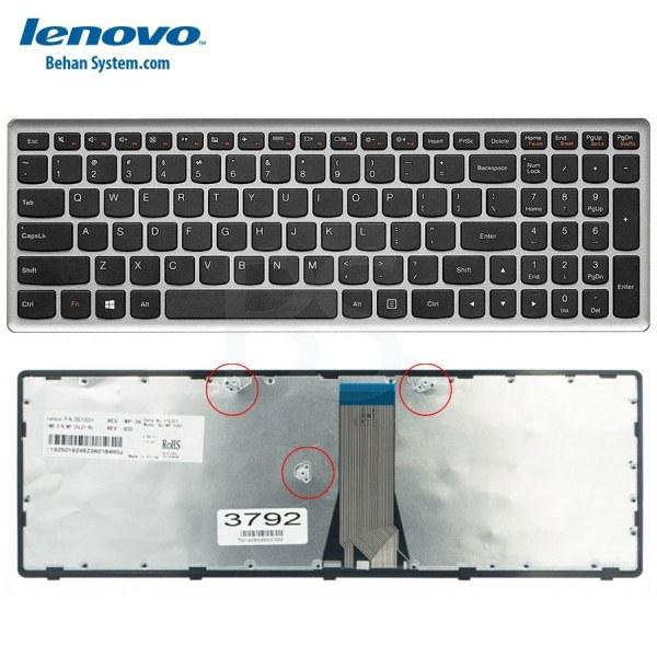 کیبورد لپ تاپ لنوو IdeaPad مدل S510P