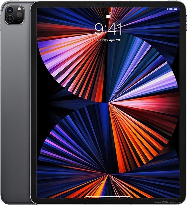 تصویر تبلت اپل آیپد پرو 12.9 اینچ 2021 سلولار با ظرفیت 256 گیگابایت
