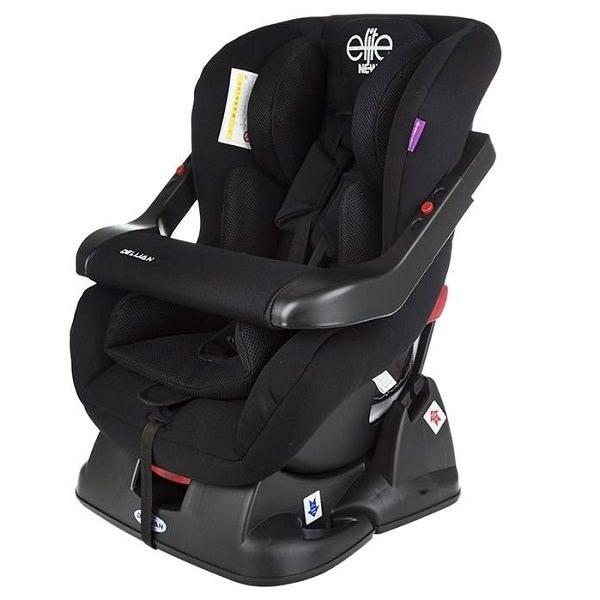 صندلی خودرو دلیجان مدل ELITE new رنگ مشکی