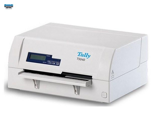 تصویر دستگاه پرفراژ چک تالی داسکام مدل ۵۰۴۰ Tally Dascom 5040 Cheque Printer