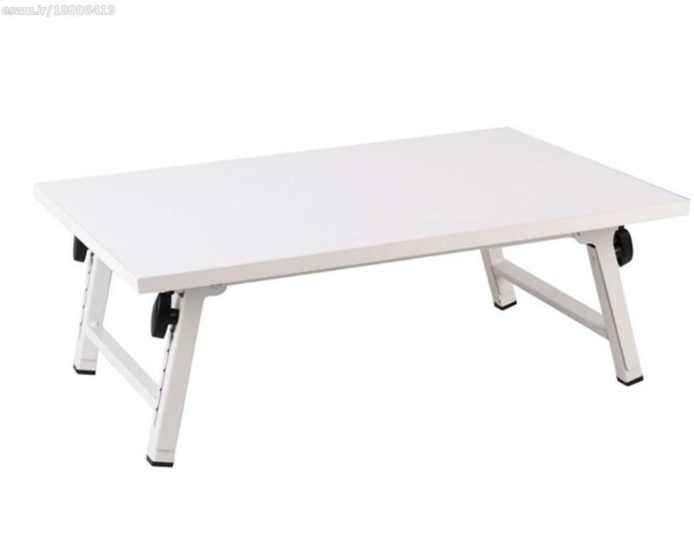 عکس میز چند منظوره تاشو مهر تجهیز سایز کوچک - سفید  میز-چند-منظوره-تاشو-مهر-تجهیز-سایز-کوچک-سفید