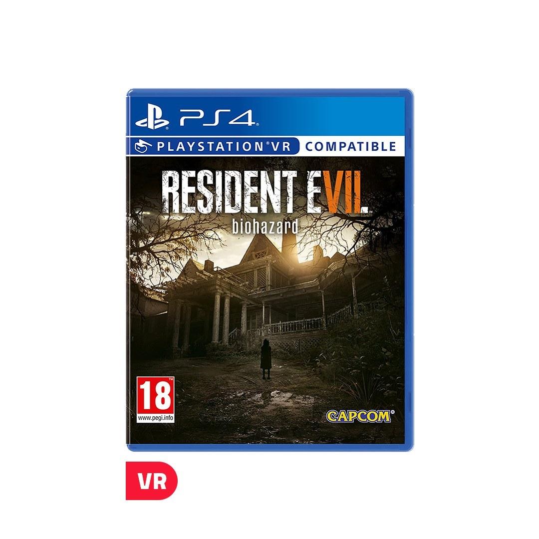 تصویر Resident Evil 7: Biohazard - PS4
