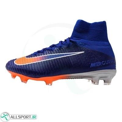 کفش فوتبال بچه گانه نایک مرکوریال طرح اصلی Nike Mercurial