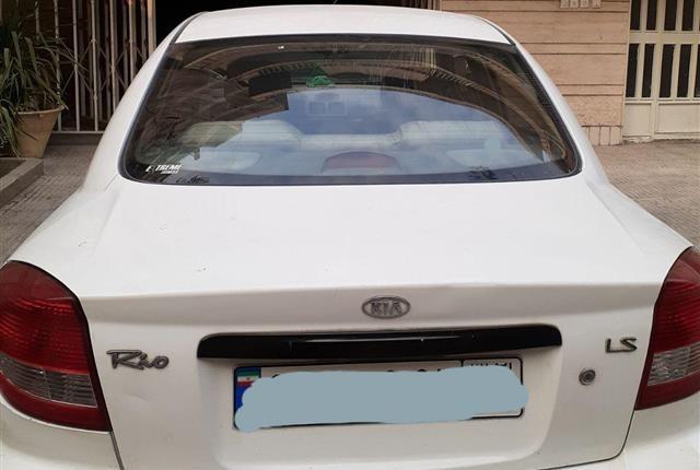 خودرو کیا، ریو مونتاژ، دندهای، 1385