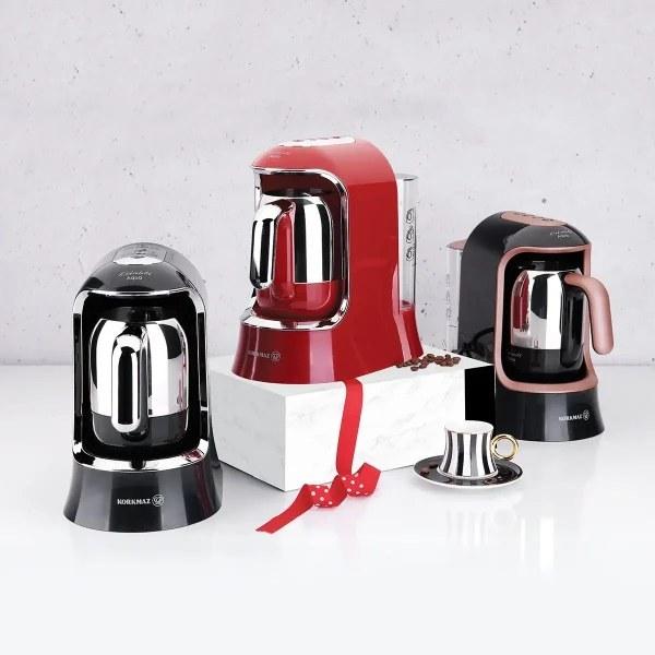 قهوه ساز کرکماز 862 اتوماتیک Korkmaz Kahvekolik