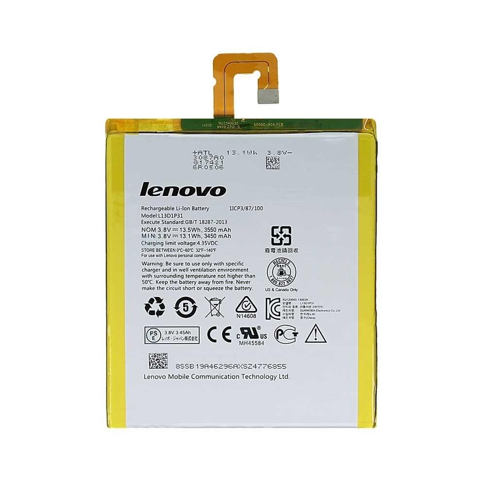 تصویر باتری اصلی تبلت لنوو Lenovo Tab 7 Essential