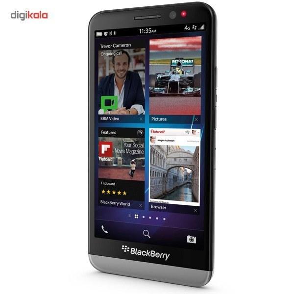 تصویر گوشی بلک بری Z30 | ظرفیت ۱۶ گیگابایت BlackBerry Z30 | 16GB