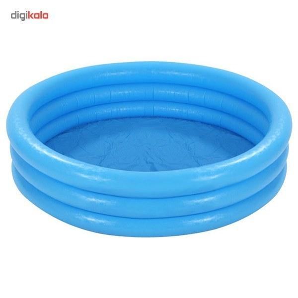 تصویر استخر بادی اینتکس مدل 58446 Intex 58446 Inflatable Pool
