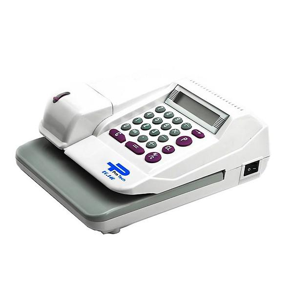 تصویر دستگاه پر فراژ پرینتر چک پروتک مدل EC۱۴۰ ProTech EC140 Check Printer
