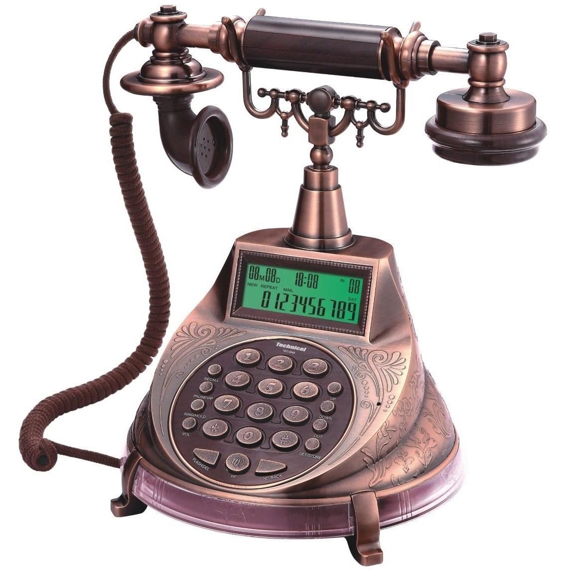تصویر تلفن تکنیکال مدل TEC-3048