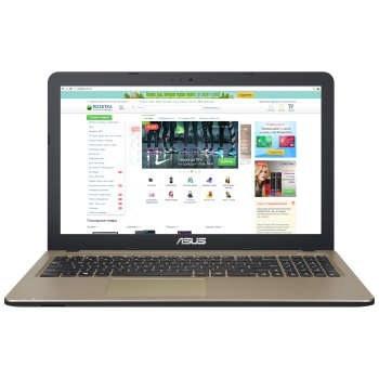 لپ تاپ 15 اینچ ایسوس VivoBook X540YA