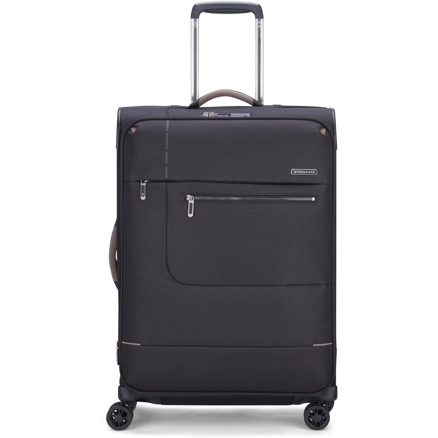عکس چمدان رونکاتو مدل سایدترک سایز متوسط مشکی  چمدان-رونکاتو-مدل-سایدترک-سایز-متوسط-مشکی