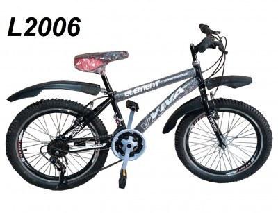 دوچرخه  دنده ای سایز 20 مدل L2006 با ارسال رایگان