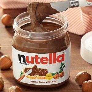 شکلات صبحانه نوتلا nutella