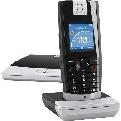 main images تلفن بی سیم اسنوم Snom M3 Dect Phone Complete Set