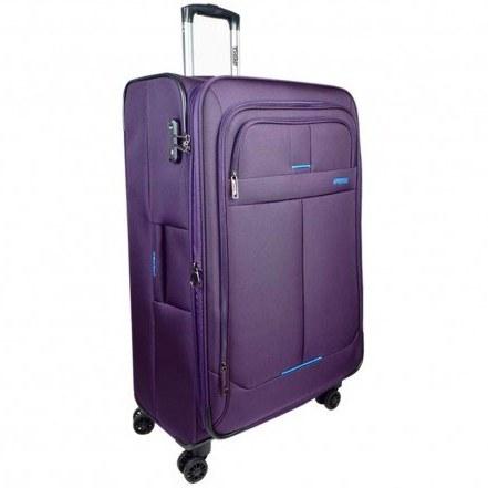چمدان بزرگ بنفش persa lily