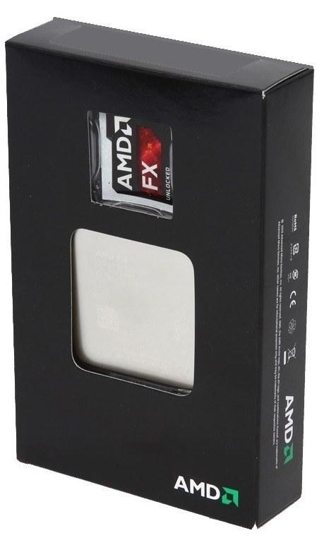 پردازنده ای ام دی ۸ هسته ای سری اف ایکس مدل ۹۳۷۰