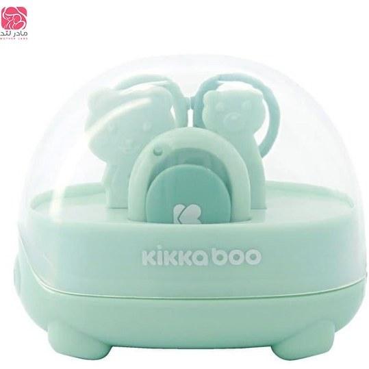 تصویر ست مراقبتی کیکابو طرح خرس kikkaboo