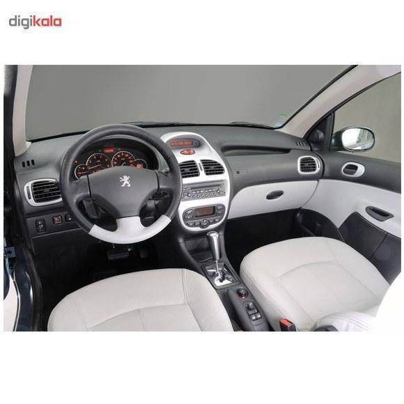 عکس خودرو پژو 206 اسدي وي 8 دنده اي سال 1396 Peugeot 206 SD V8 1396 MT خودرو-پژو-206-اس-دی-وی-8-دنده-ای-سال-1396 3